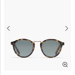 Madewell Indio Tortoise Sunglasses